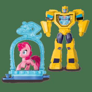 Игрушка из серии «My Little Pony/Трансформеры»
