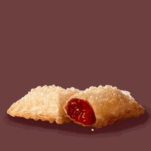 Пирожок Клубника-Малина