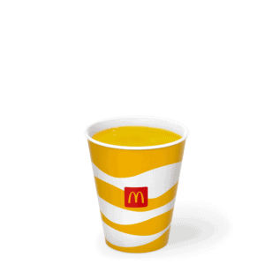 Апельсиновый сок маленький