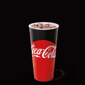 Кока-Кола Зеро большая